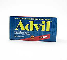 Advil TABLETS 15047 250+50 CT - WYETH CONSUMER HEALTHCARE