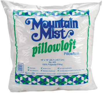 Mountain Mist Fiber Pillowforms 18
