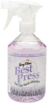 Mary Ellen Products 85481 Mary Ellens Best Press Clear Starch Alternative 16 Ounces-Lavender Fields