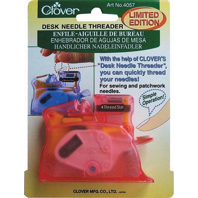 Clover Pink Needle Threader Desk - CLOVER MFG CO LTD