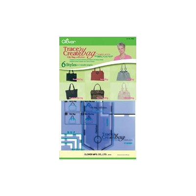 Clover 6/Styles -Trace N Create Bags