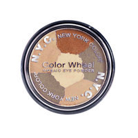 Nyc N.Y.C. COLOR WHEEL MOSAIC EYE POWDER