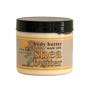 Image Essentials Shea Butter Body Butter Honey Almond Fragrance 16 Ounce Jar - KMART CORPORATION