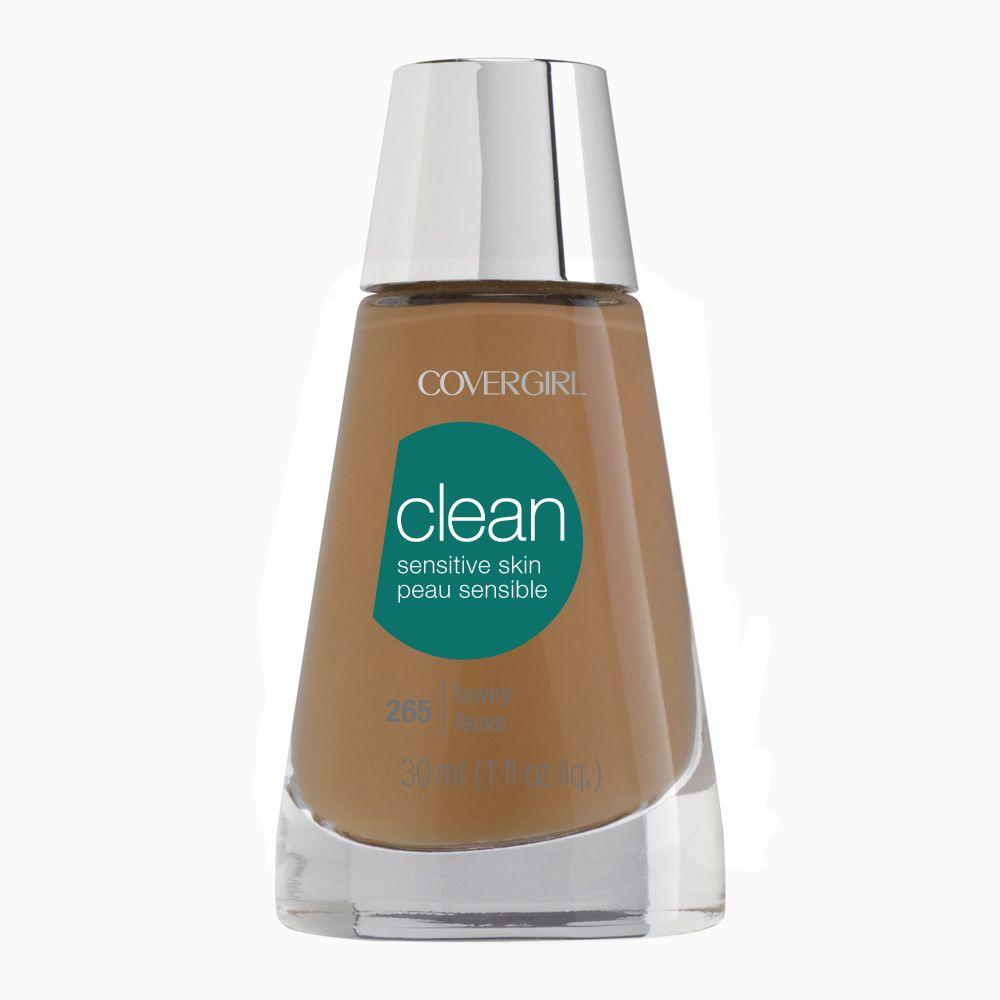 Cover Girl Warm Beige Sensitive Skin Liquid Make Up