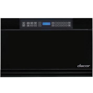 Dacor 23-13/16-in 1-cu ft Microwave Drawer (Black) MMD24B