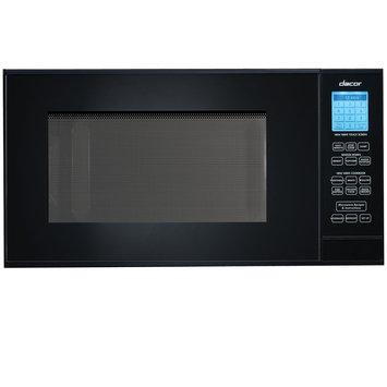 Dacor Renaissance 24 in. Microwave, Black Glass