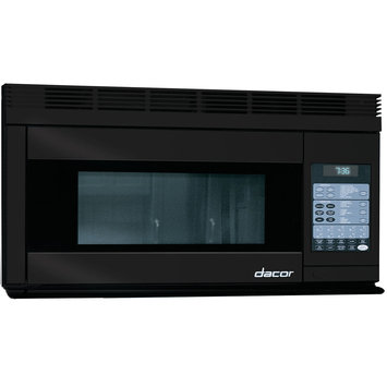 Dacor 1.1 cu ft Over-the-Range Convection Microwave (Black) PCOR30B
