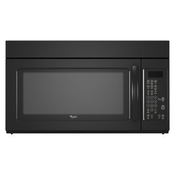 Whirlpool Over-The-Range Microwave-Blk - Freight
