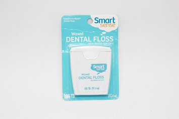 Kmart Corporation Smart Sense Waxed Dental Floss, 100yd