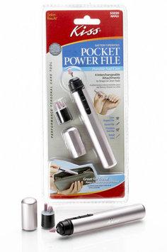Power Pocket Nail File - KISS NAIL PRODUCTS, INC.