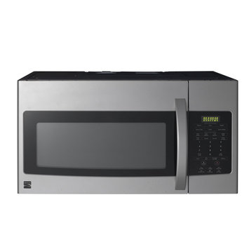 Kenmore 1.7 cu. ft. Over the Range Microwave Oven