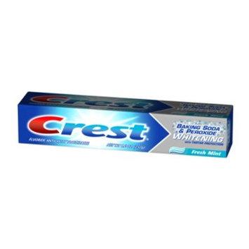 Procter & Gamble Company Baking & Peroxide Toothpaste, Fresh Mint, 8.2 oz