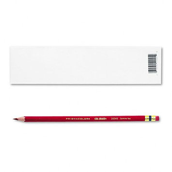Prismacolor Col Erase Pencil with Eraser - Kmart.com