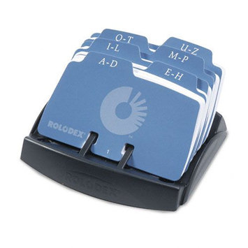 Rolodex Petite Open Tray Card File - Kmart.com
