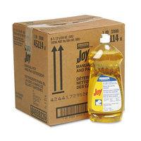 Procter & Gamble Joy Dishwashing Liquid, 38oz Bottle, 8/carton