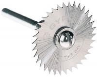 Gyros 82-21015 Saw Blade w/Mandrel Set, Coarse-Teeth 1