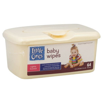 Kmart Corporation Baby Wipes, Lightly Scented 64 wipes