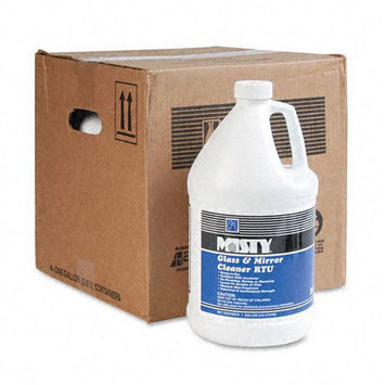 Amrep Misty Glass & Mirror Cleaner with Ammonia
