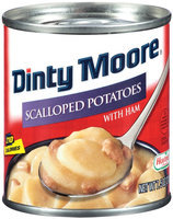 Dinty Moore Scalloped Potatoes & Ham, 7.5 oz. - HORMEL FOODS CORPORATION