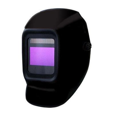 Metal Man Black Industrial Auto-Darkening Welding Helmet