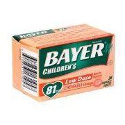 Bayer Children's, Orange