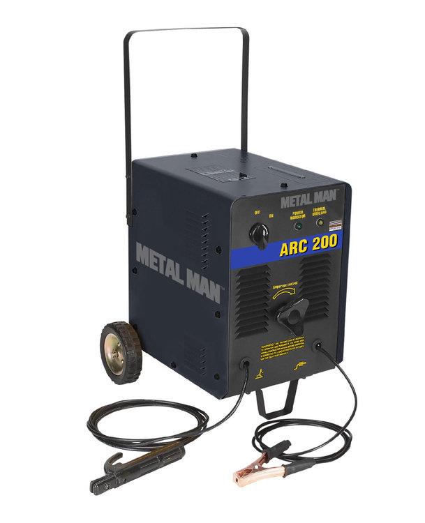 Metal Man ARC 200 Stick Welder