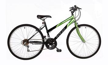 Taiwan New Idea Service Enter. Titan Wildcat Women's Lime Green/ Black Mountain Bike