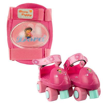 Variflex, Inc. Nickelodeon Dora Puppy Jr Skate Combo Pack