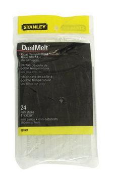 Stanley GS10DT Mini DualMelt Glue Sticks, 24 Count (5 Pack)