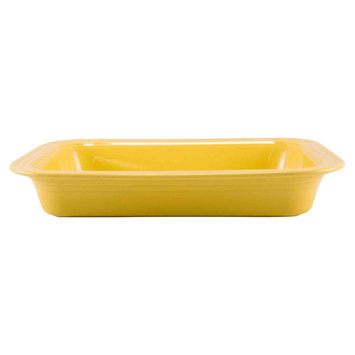 Fiesta 9 in. x 13 in. Lasagna Baker, Sunflower