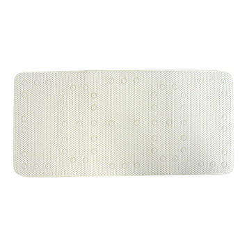 Cannon White Soft Cushion Mat, 17 in. x 36 in.