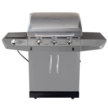 Kenmore 3-Burner Gas Grill with Infra-Red Cooking
