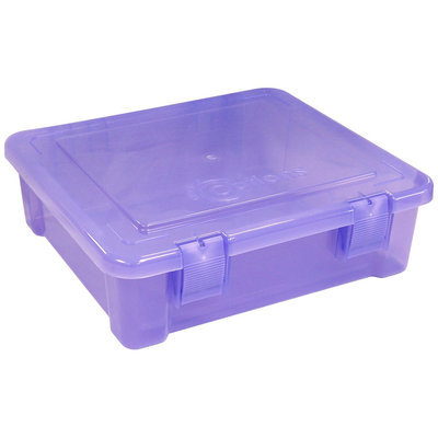 Creative Options File Tub 17 X15 X5 -Purple