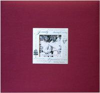 Mbi 803813 Expressions Postbound Album 8 x 8 Inch