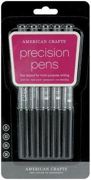 American Crafts PP62383 Precision Pen 5/Pkg