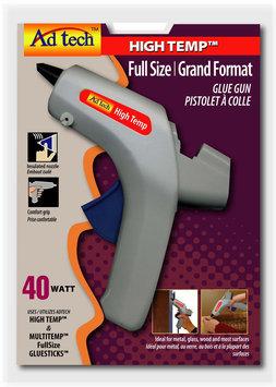 Alvin & Company Ad tech Hi-Temp Full Size Glue Gun
