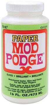 Plaid 315680 Mod Podge Paper Gloss Finish-16 Ounces