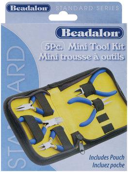 Nostalgia Beadalon Mini Tool Kit With Zipper Pouch