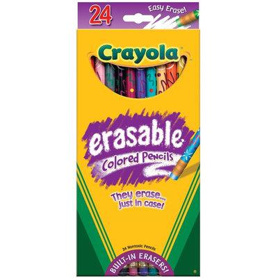 Crayola, LLC Crayola 24ct Erasable Colored Pencils