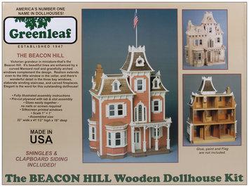 Greenleaf Beacon Hil Dollhouse Kit - ANCO SOFTWARE LTD.