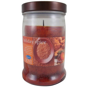 LANGLEY PRODUCTS L.L.C. 15 Oz Metal Lidded Pumpkin Spice Candle - LANGLEY PRODUCTS L.L.C.