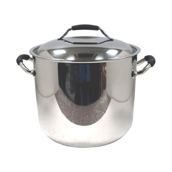 Kenmore 12 qt. Stainless Steel Stock Pot
