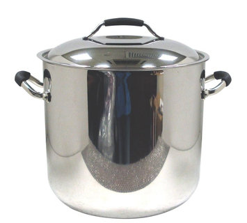 Kenmore 16 qt. Stainless Steel Stock Pot