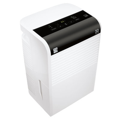 50-pint Dehumidifier with Electronic Controls