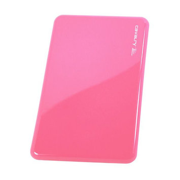 Cavalry Storage 500GB External Hard Drive - CAUG25500P Pink