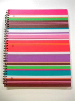 Carolina Pad & Paper Company Eye Candy 1 Subject Notebook 8.5 x 10.5, Assorted