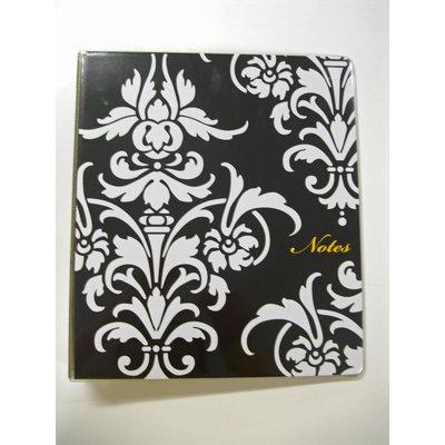 Carolina Pad & Paper Company Carolina Pad 28061 Vinyl Pocket Ring Binder Simply Fashionista 2 Pocket 1in Multi