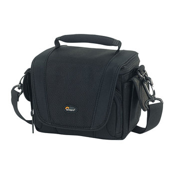 Lowepro Edit 110 Carrying Case for Camcorder - Black