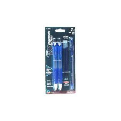 Colorbok Paper Products, Inc. LX Retractable Gel Pen Blue 2ct