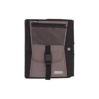 Mead 1.5in Pro Platinum Zipper Binder - Mead